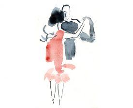 tangopaar . 2014 . 30x20