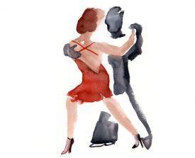 tangopaar . 2014 . 30x20 ●