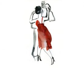 tangopaar . 2013 . 35x27 ●