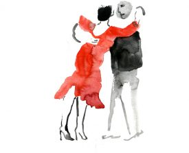 tangopaar . 2013 . 24x17 ●
