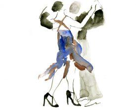 tangopaar . 2013 . 32x24