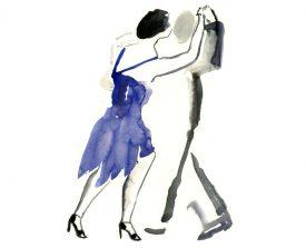 tangopaar . 201x . 40x30