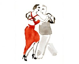 tangopaar . 2013 . 15x11 ●