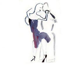 tangopaar . 2013 . 35x27
