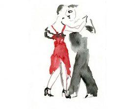 tangopaar . 2014 . 15x10