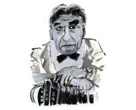 El Tano Ruggiero . 2009 . 65x50