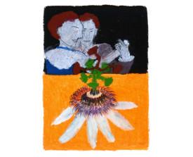 Tangopaar . 1997 . 32x24