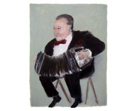 Aníbal Troilo . 2009 . 65x50