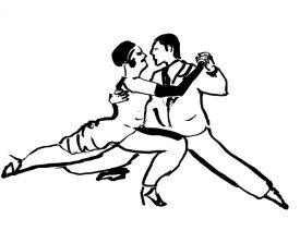 tangopaar . 2000 . inkt . 14x21