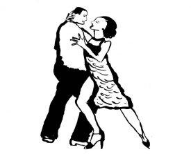 tangopaar . 2000 . inkt . 21x14
