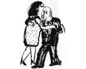 tangopaar . 1996 . inkt . 21x14